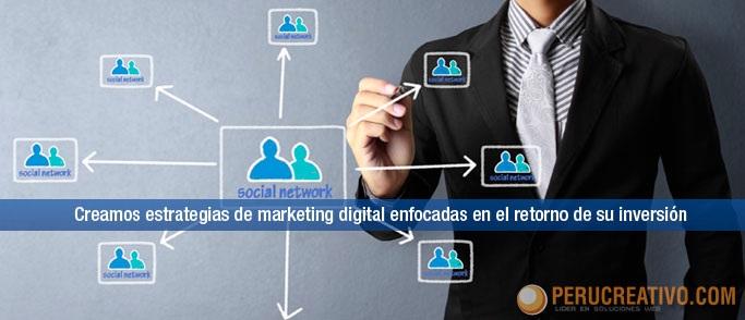 agencia de marketing digital peru